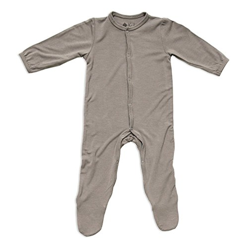 Solid Colors - Baby Footed Pajamas Made of Soft Organic ...
