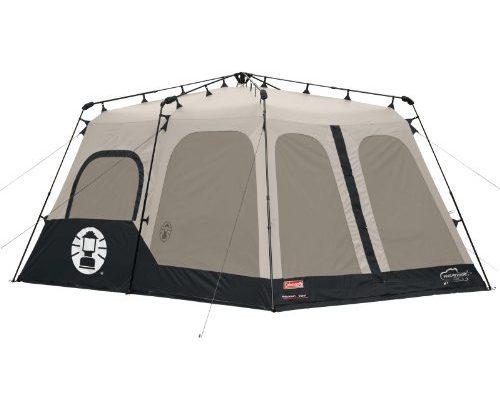 Coleman Instant 8 Person Tent Black 14 215 10 Feet Remoticol