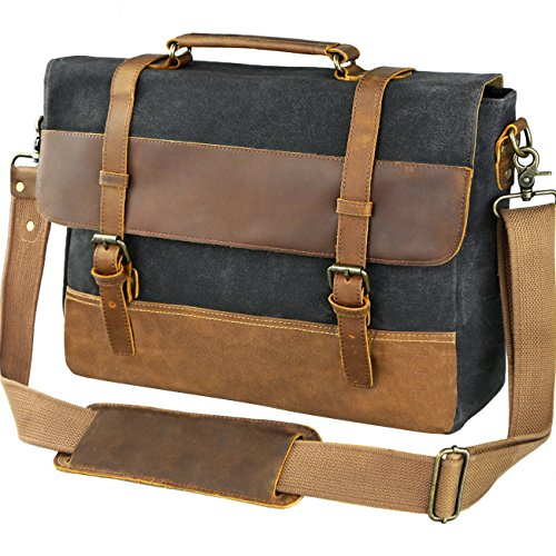 4edfa756f2 It is an anti-theft messenger bag that it includes magnetic snappers and  zipper closure. There is a leather pad attached onto the strap which could  fix the ...
