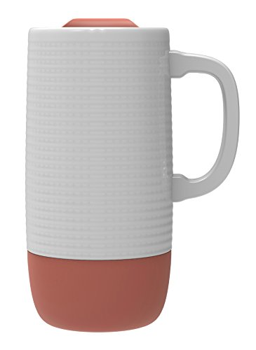 Ello Cole Vacuum Insulated Stainless Steel Travel Mug